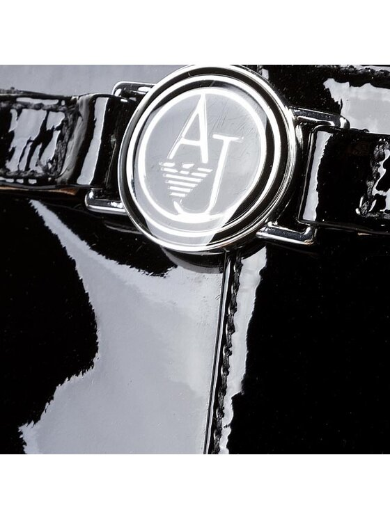 Armani Jeans Armani Jeans Stiefeletten Z55D7 30 12 Schwarz