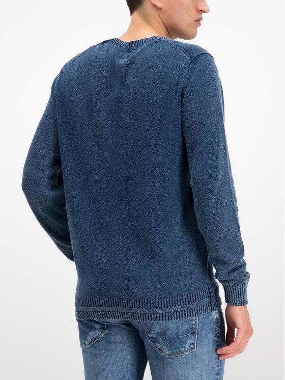 Pepe Jeans Pepe Jeans Пуловер PM701936 Тъмносин Regular Fit