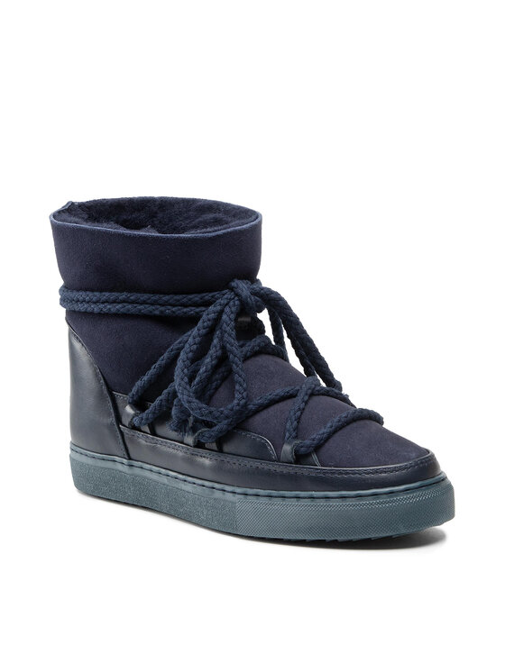 Inuikii Batai Sneaker Classic 70202-5 Tamsiai mėlyna