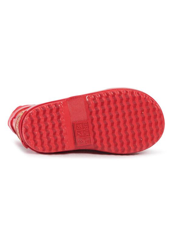 Playshoes Playshoes Kalosze 180390 Czerwony