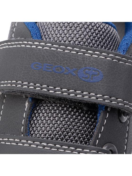 Geox Geox Laisvalaikio batai J Cordian B.A J925DA 0CEFU C9AK4 S Pilka