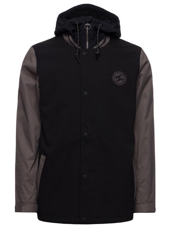 DC DC Snowboard kabát EDYTJ03089 Fekete Regular Fit
