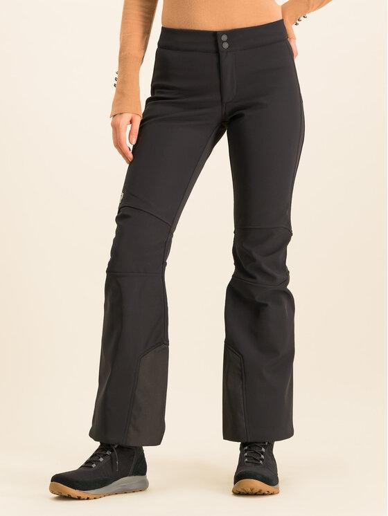 Peak Performance Peak Performance Pantaloni da sci Str G50169016 Nero Slim Fit
