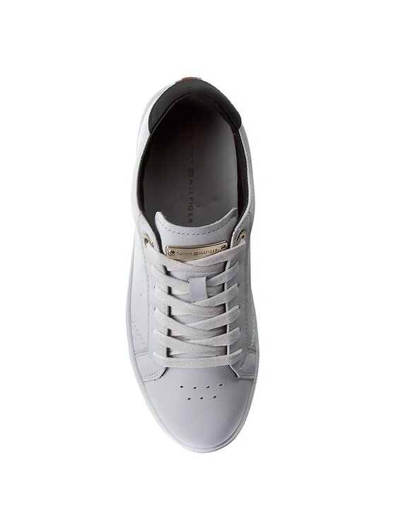 Tommy Hilfiger Tommy Hilfiger Sneakersy Venus 1A1 FW0FW00327 Biały