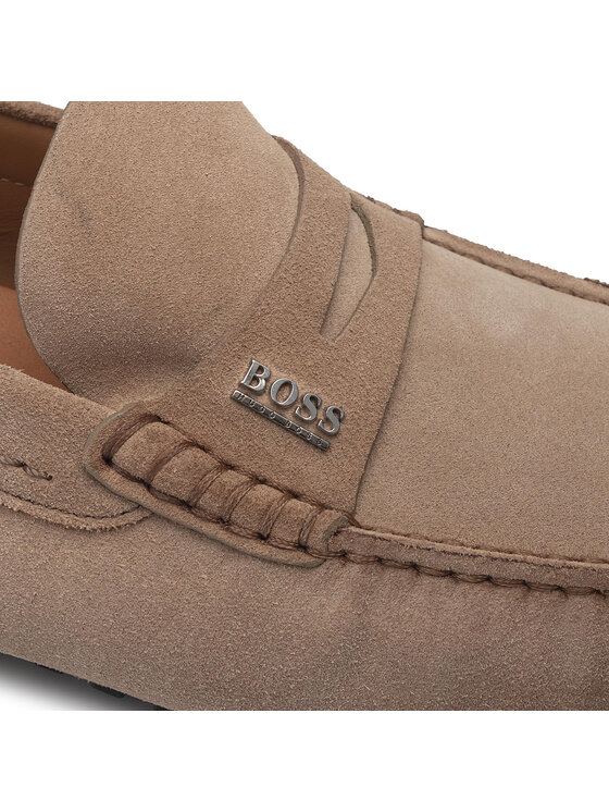 Boss Boss Μοκασίνια Driver 50403068 10208864 01 Καφέ