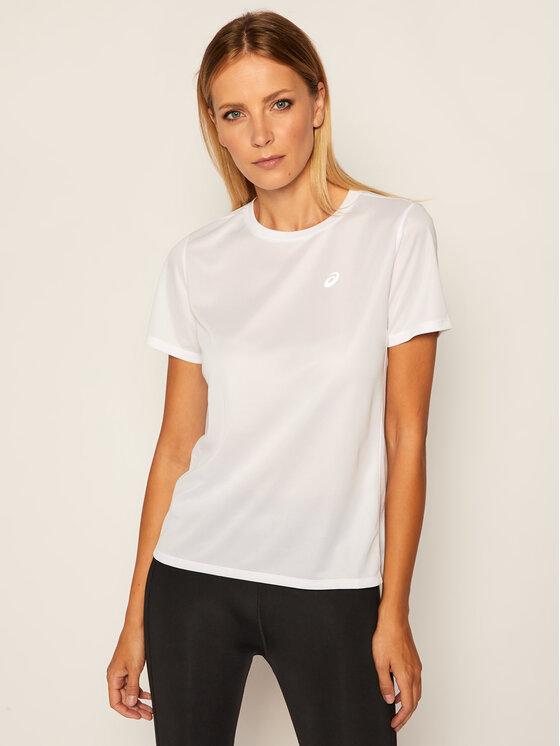 Asics Asics Funkční tričko Katakana Ss 2012A827 Bílá Regular Fit
