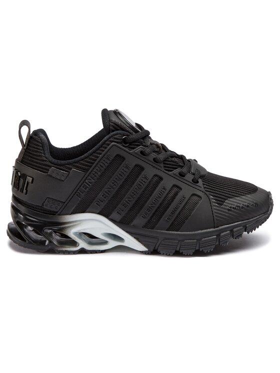 Plein Sport Plein Sport Sneakersy Runner Original A18S WSC1037 SKN002N Czarny