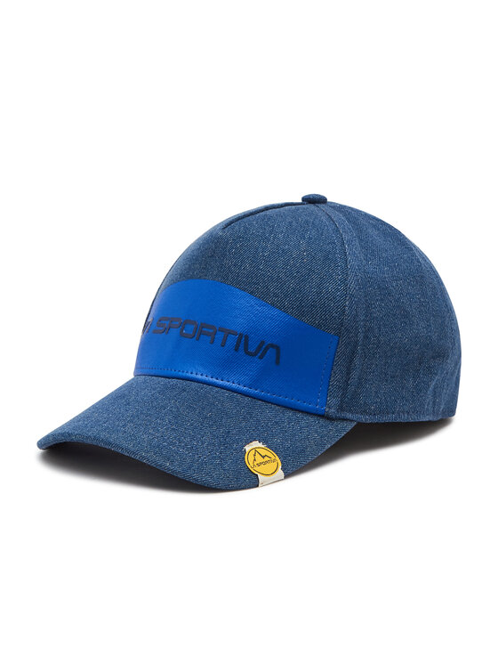 La Sportiva Kepurė su snapeliu Hat Jeans Y40610622 Tamsiai mėlyna