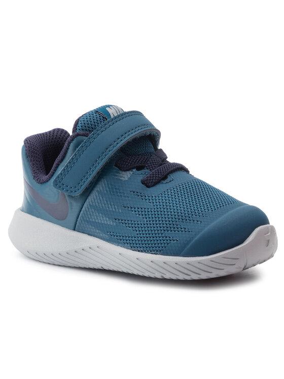 Nike Nike Topánky Star Runner (Tdv) 907255 407 Tmavomodrá