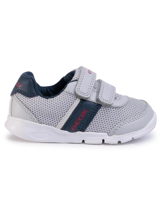 Geox Geox Sneakersy B Runner B. B B02H8B 014BU C1297 M Šedá