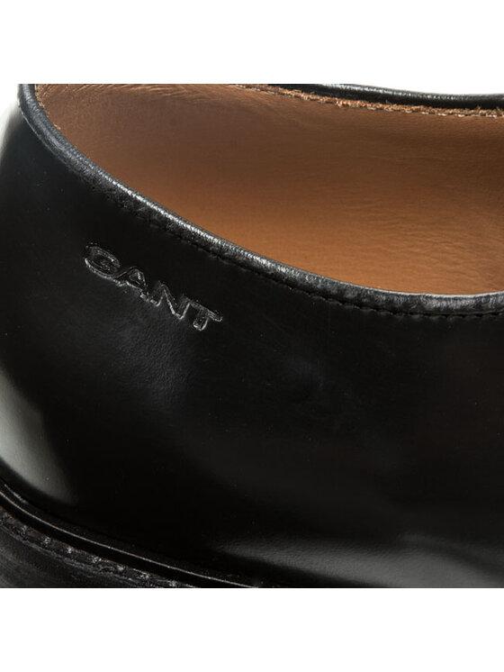Gant Gant Półbuty Albert 09631321 Czarny