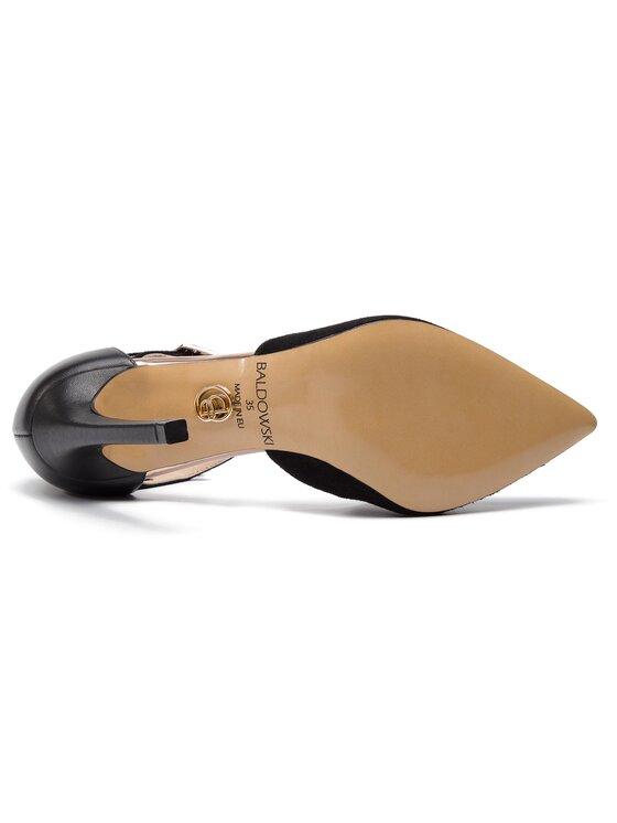 Baldowski Baldowski Обувки на ток W00605-1451-004 Черен