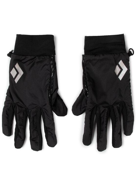 Black Diamond Slidinėjimo pirštinės Mont Blanc Gloves BD801095 Juoda