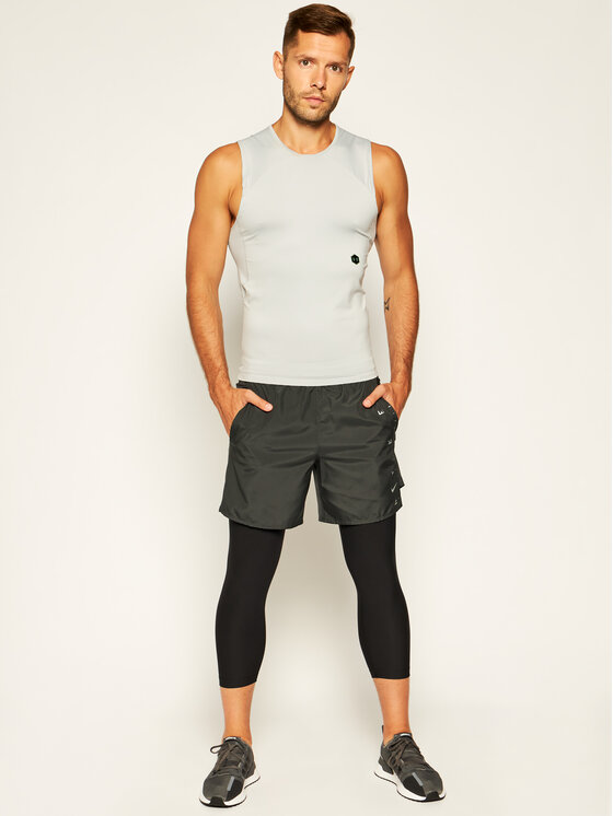 Under Armour Under Armour Legginsy 1289574 Czarny Slim Fit