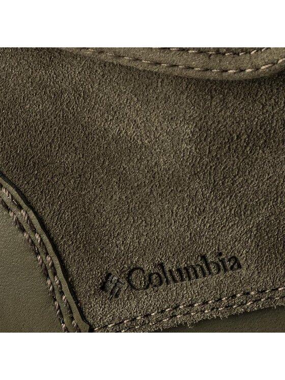 Columbia Columbia Туристически Cityside Fold Waterproof BL1672 Зелен