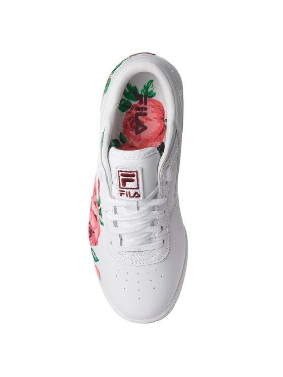 Fila Fila Sneakersy Original Fitness Embroidery 5FM00014.155 Biela