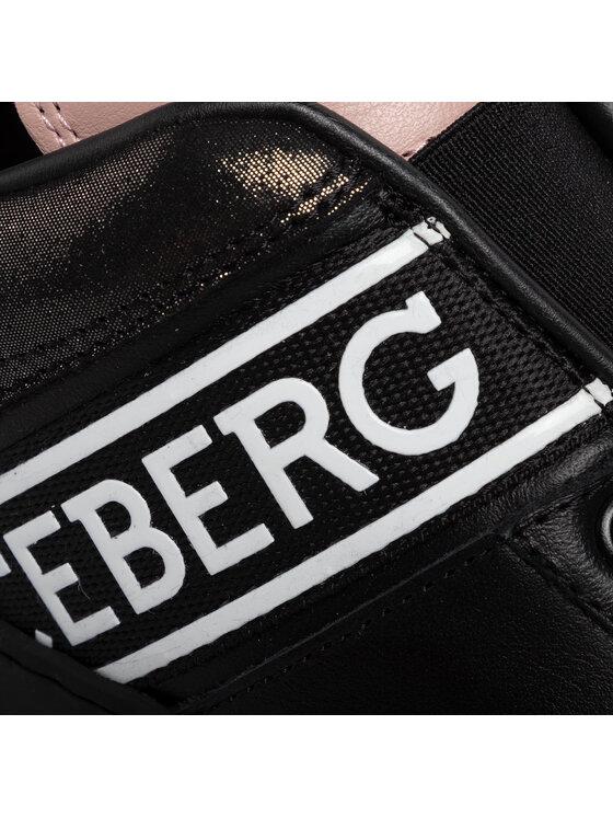 Iceberg Iceberg Sneakersy Gioia 19IID1631A Černá