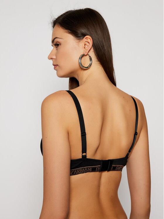 Emporio Armani Underwear Emporio Armani Underwear Podprsenka Bardot 162394 9A225 00020 Černá