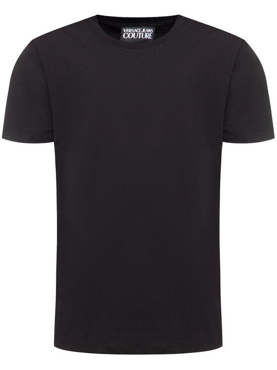 Versace Jeans Couture Versace Jeans Couture T-Shirt B3GVA7A0 Schwarz Regular Fit