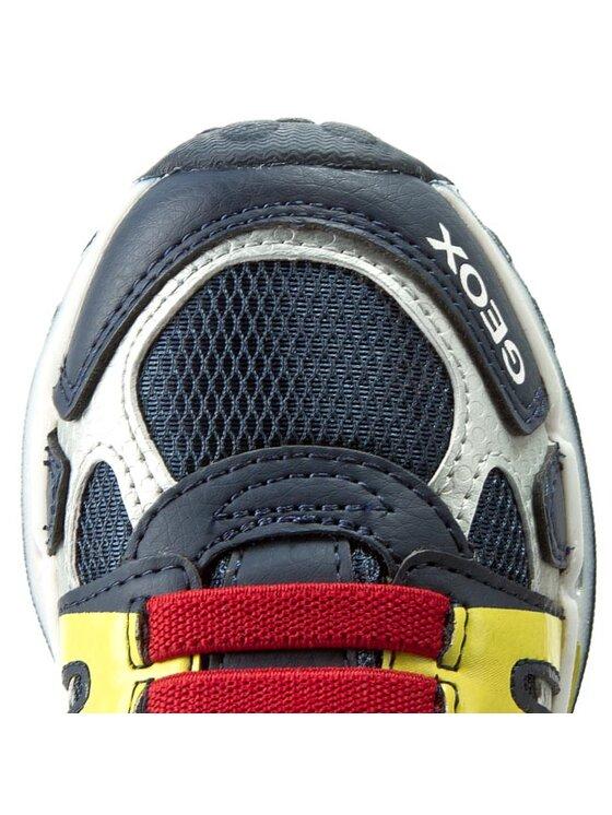 Geox Geox Обувки J Shuttle B. A J5294A 014BU C0735 Тъмносин