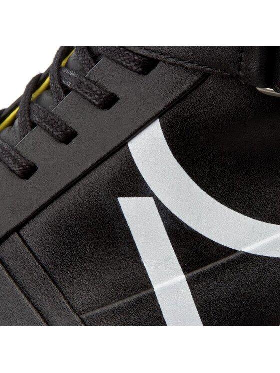 Calvin Klein Calvin Klein Sneakersy Navin F1726 Čierna