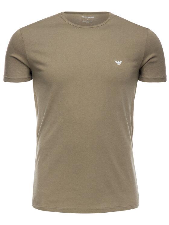 Emporio Armani Underwear Emporio Armani Underwear Комплект 2 тишъртки 111267 9P722 58635 Цветен Regular Fit