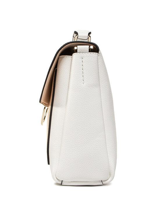 Calvin Klein Calvin Klein Torebka Hoop Top Handle Md K60K606509 Biały