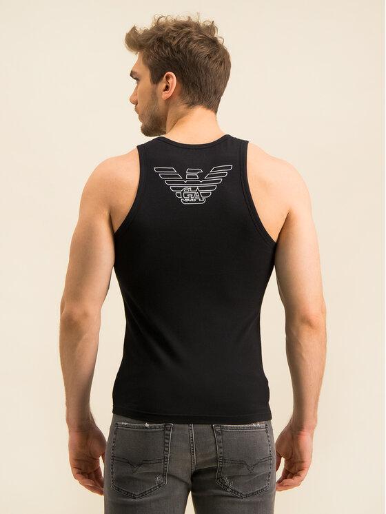 Emporio Armani Underwear Emporio Armani Underwear Tank-Top 110828 CC735 00020 Schwarz Slim Fit