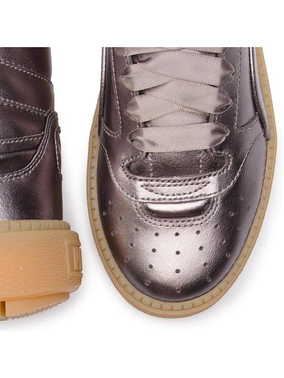 Puma Puma Sneakers Platform TraceStmt Luxy Wns 366996 01 Gris