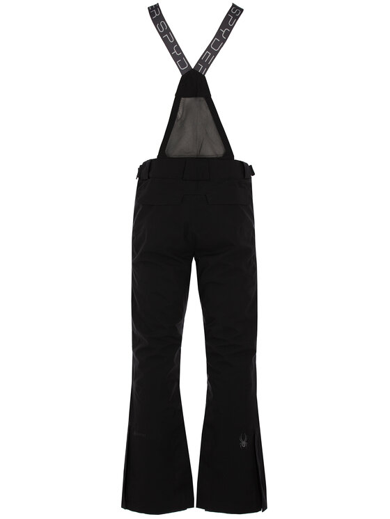 Spyder Spyder Pantaloni de schi Dare 191026 Negru Regular Fit