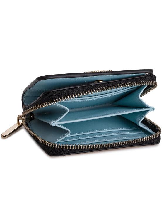 Calvin Klein Calvin Klein Mały Portfel Damski Avant Medium Zip Wflap K60K605097 Beżowy