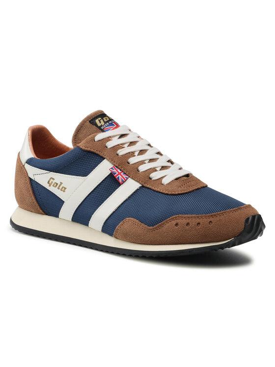 Gola Laisvalaikio batai Track Mesh 317 CMA498 Tamsiai mėlyna
