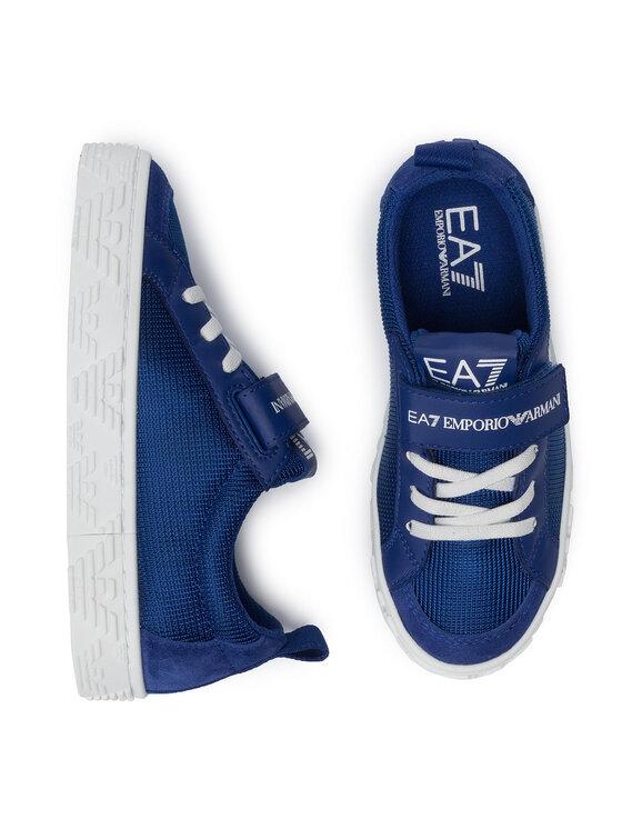 EA7 Emporio Armani EA7 Emporio Armani Sportcipő XSX008 XOT06 N849 Sötétkék