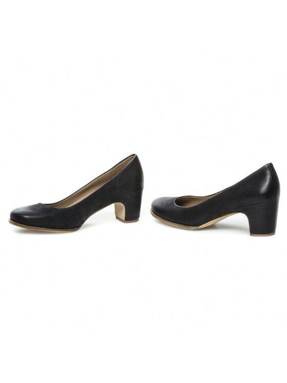 ECCO ECCO Chaussures basses 35510302001 Noir