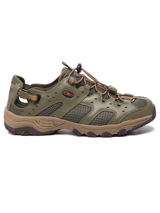 CMP CMP Basutės Hydrus Hiking Sandal 39Q9667 Žalia