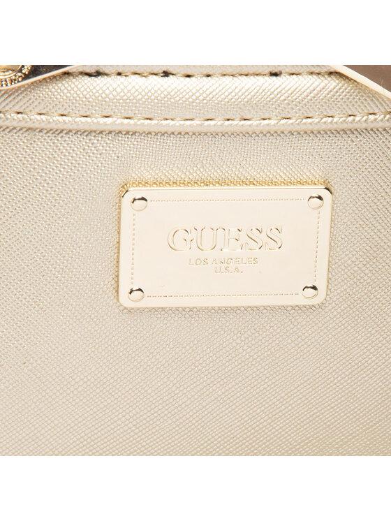 Guess Guess Kosmetyczka Coreen Accessories PWCORE P1161 Złoty