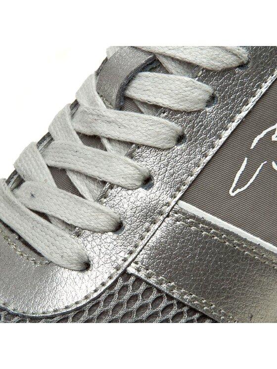 Trussardi Jeans Trussardi Jeans Laisvalaikio batai 79S045XX Sidabrinė