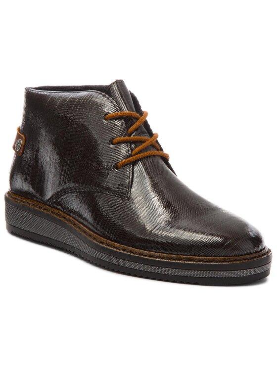 Rieker Auliniai batai N0330-45 Juoda