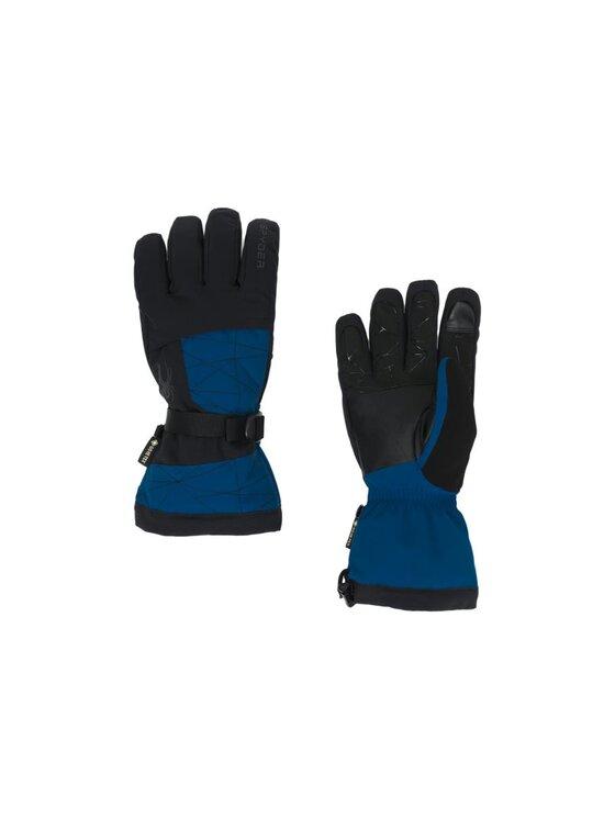 Spyder Spyder Mănuși schi M Overweb Gtx Ski Glove GORE-TEX 197004 Negru