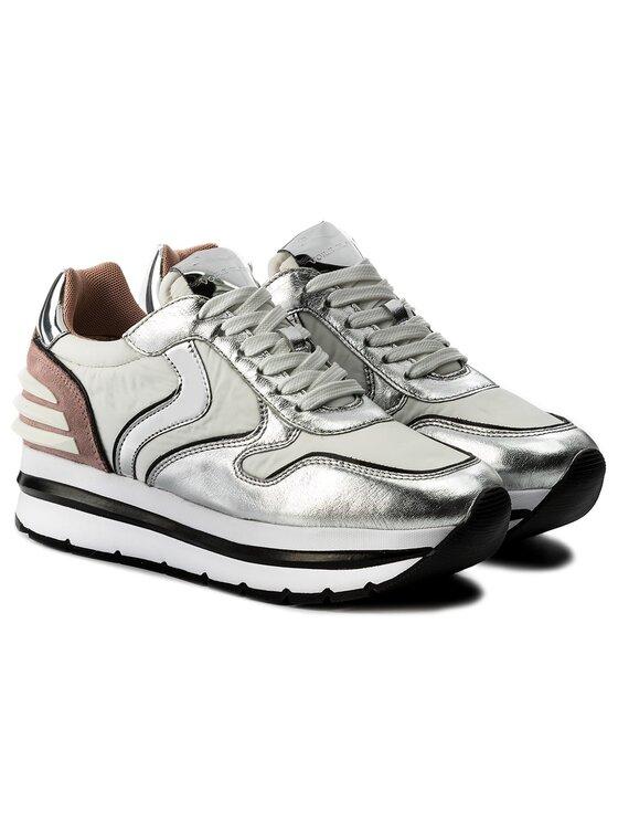 Voile Blanche Voile Blanche Laisvalaikio batai May Power 0012012434.04.9132 Sidabrinė