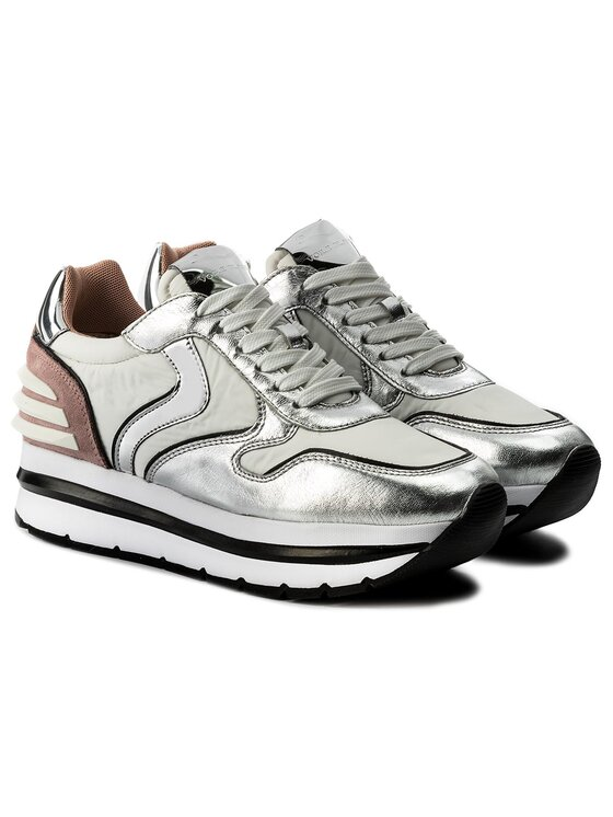 Voile Blanche Voile Blanche Sneakers May Power 0012012434.04.9132 Argintiu