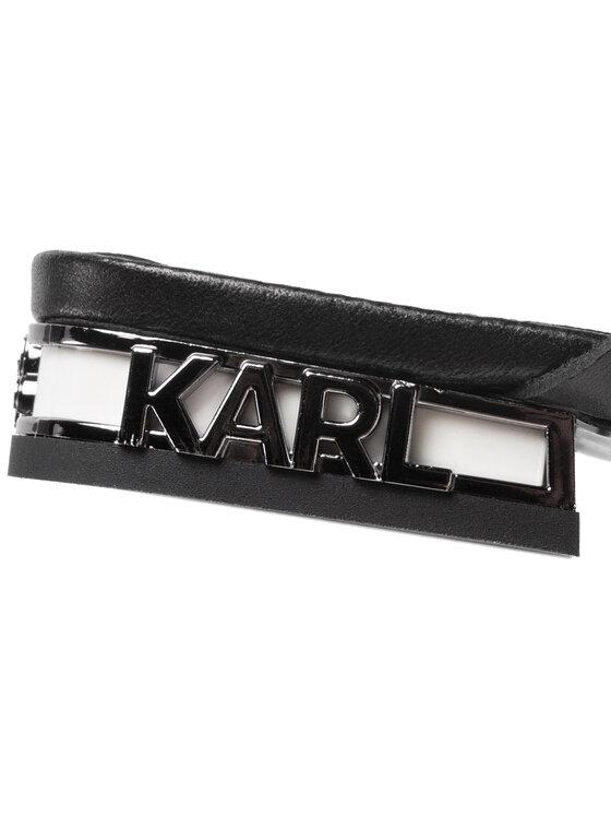 KARL LAGERFELD KARL LAGERFELD Japanke KL80519 Crna