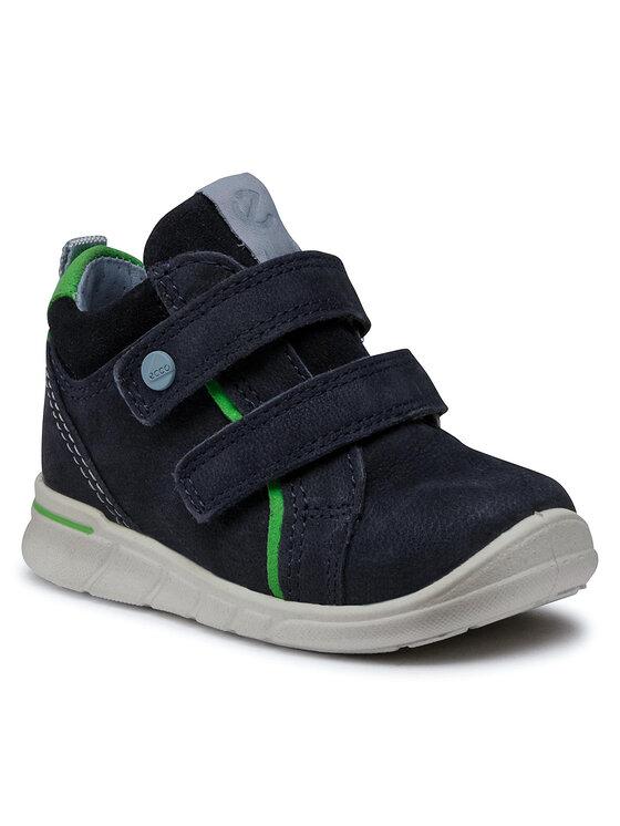 ECCO Auliniai batai First 75434102303 Tamsiai mėlyna