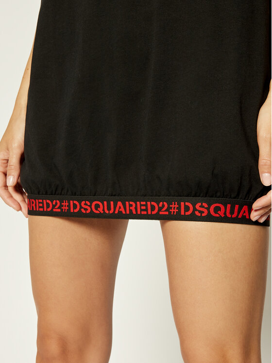 Dsquared2 Dsquared2 Top D6D042200.20012 Negru Regular Fit