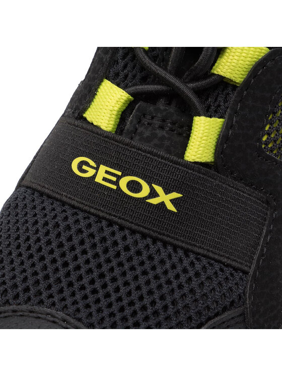 Geox Geox Laisvalaikio batai J N.Savage B.A J921VA 01450 C0802 S Juoda