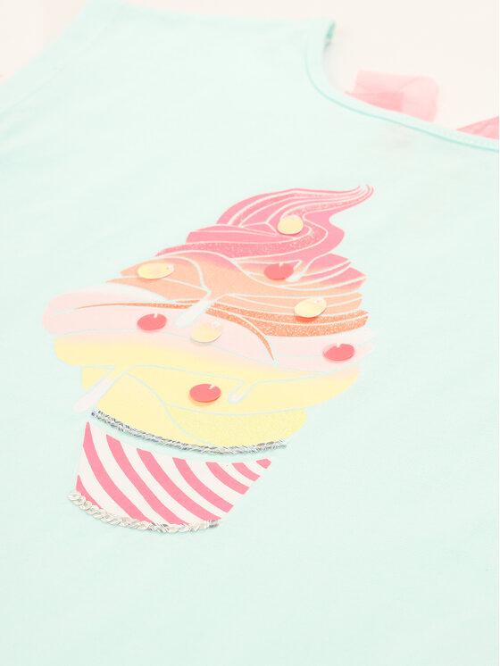 Billieblush Billieblush T-Shirt U12568 Niebieski Regular Fit