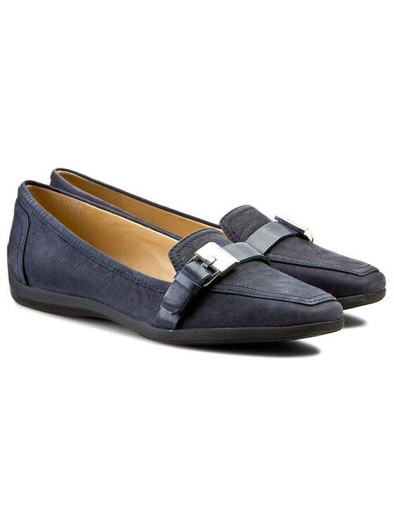 Geox Geox Loafers D Kalinda A D44M5A 0SE43 C4002 Blu scuro