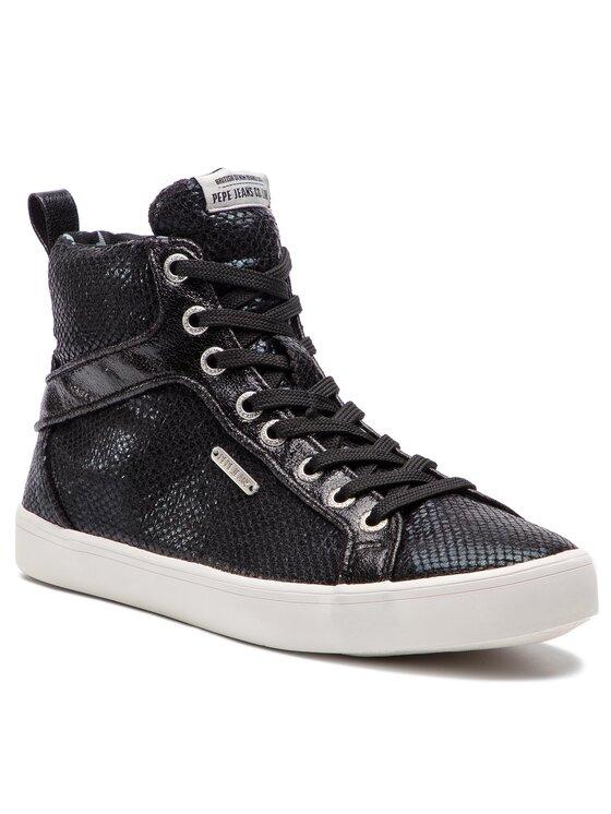 Pepe Jeans Pepe Jeans Sneakers Stark Luxor PLS30770 Schwarz