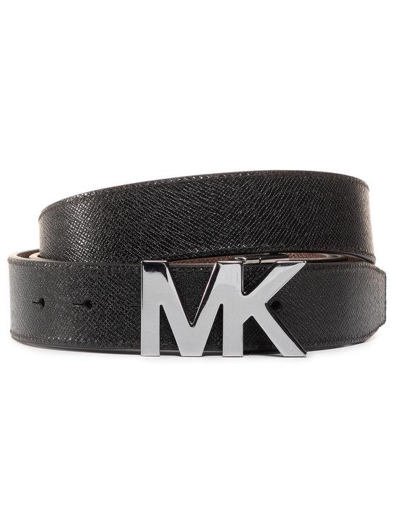 MICHAEL Michael Kors MICHAEL Michael Kors Мъжки колан Belt 39H9LBLY4L Черен