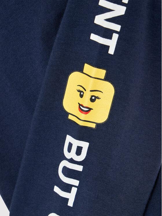 LEGO Wear LEGO Wear Legginsy 12010080 Granatowy Slim Fit